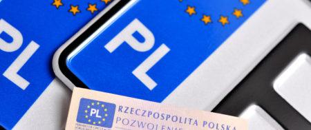 Polskie tablice 6 dniowe